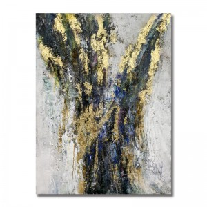 Modern abstract acrylic painting canvas painting cuadros abstractos on canvas wall art for home decor